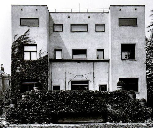 Adolf loos house for lilly and hugo steiner in vienna for Architektur 1910
