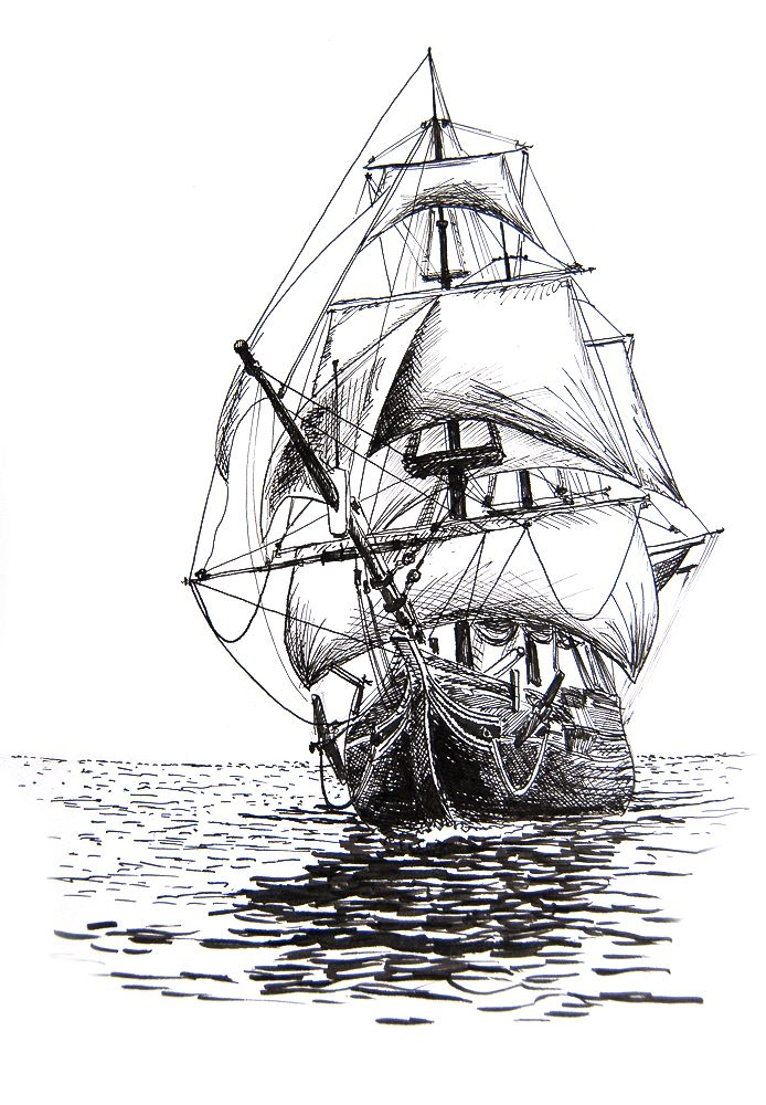 Line Art Boat : Ship drawing google search like and repin noelito flow