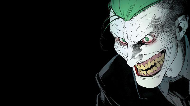 Joker face cut off google search joker pinterest for Immagini joker hd