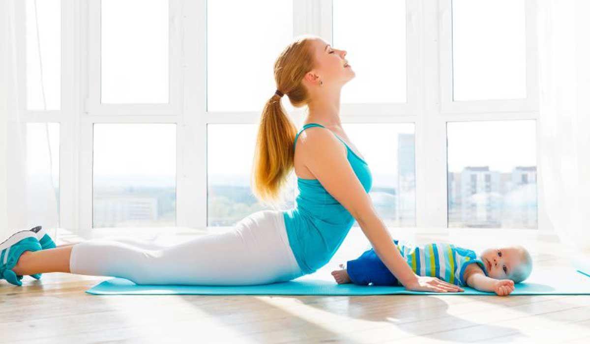 تمارين قاع الحوض بعد الولادة Free Sport Yoga Sports