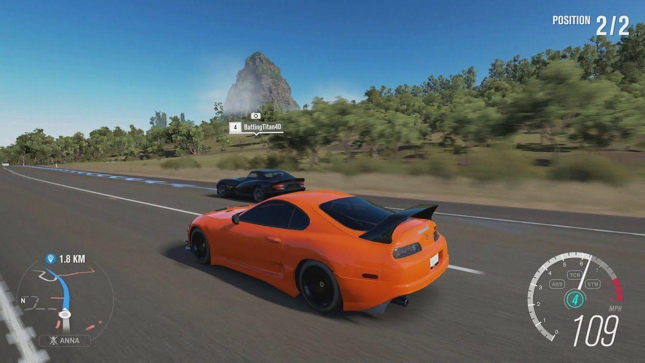 1005 BHP Toyota supra! - Forza Horizon 3 | News of video