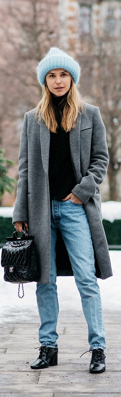Street Style at Stockholm Fashion Week 2015 ♥FCL