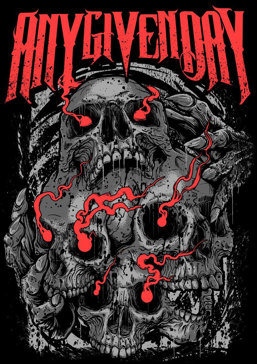 #agd #anygivenday #metal #metalcore #deathcore #metalhead ...