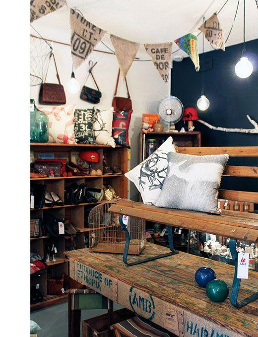 Nook Vintage Commercial Vintage Shops Nook Vintage