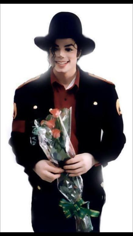 Las hermosa rosa para el mas uapo del todo el mundo es Michael ...