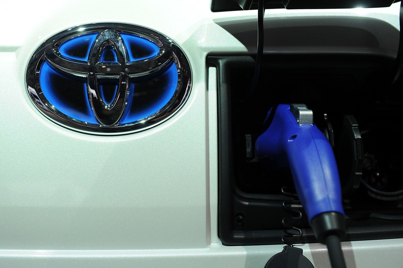 Toyota Working on Electric Cars That Charge in Minutes for