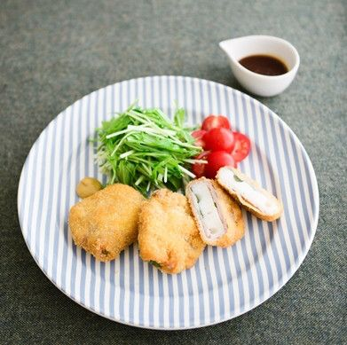 レンコンの豚巻きカツ レシピ 和食 レシピ 食べ物のアイデア