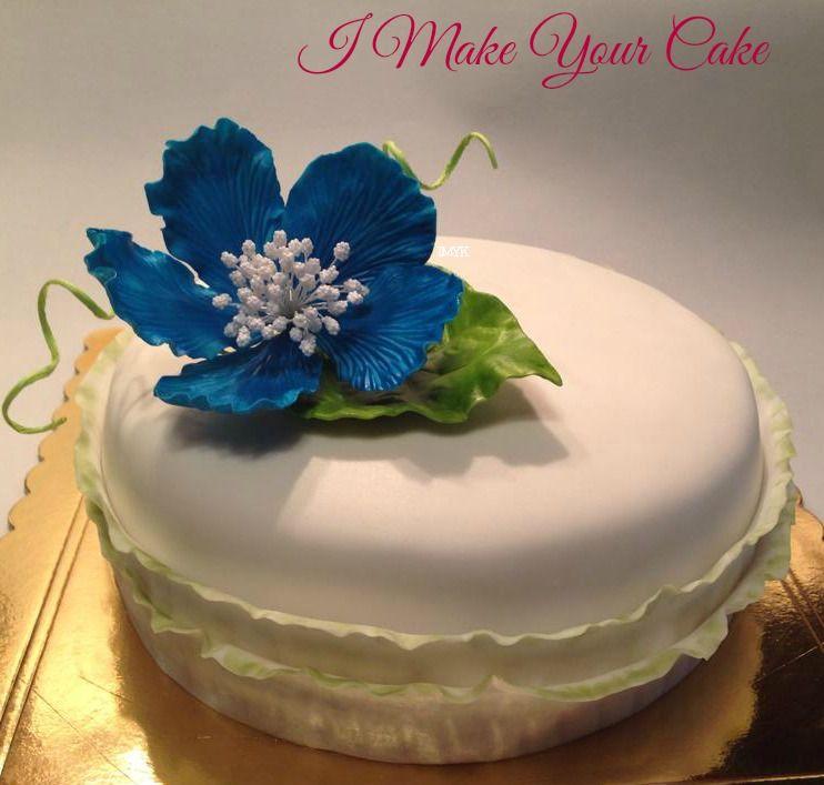 Blu Flower 1