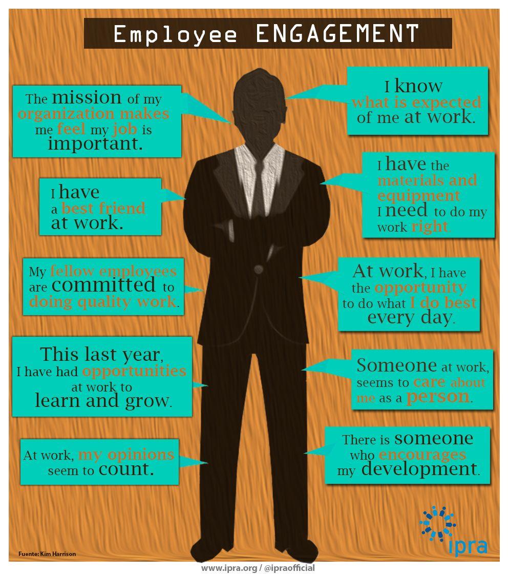 Employee Engagement Leadership Pinterest