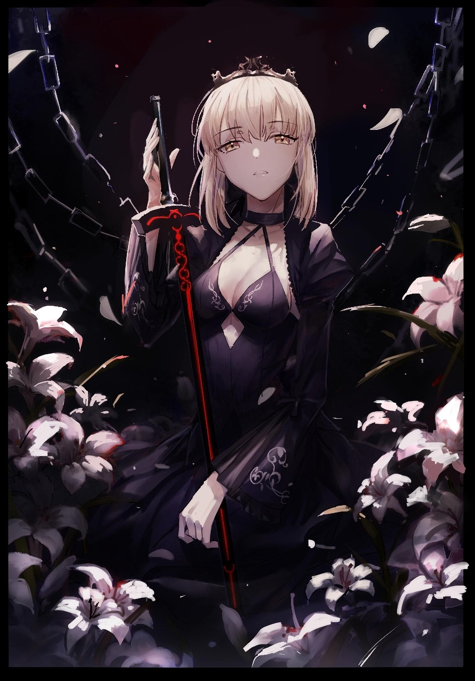 Saber Alter Saber Fate anime series, Fate stay night