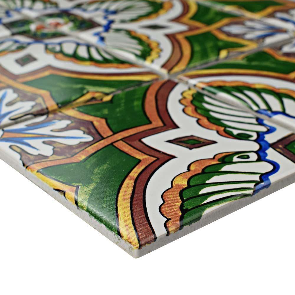 Merola Tile Affinity Monarch Stelenes 11-3/4 in. x 11-3/4 in. x 6 ...