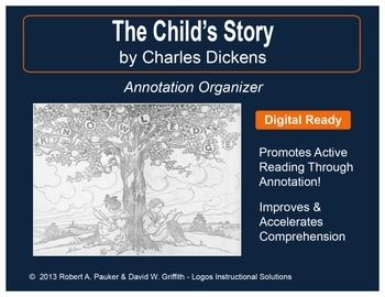 The Child S Story By Charles Dickens Annotation Organizer