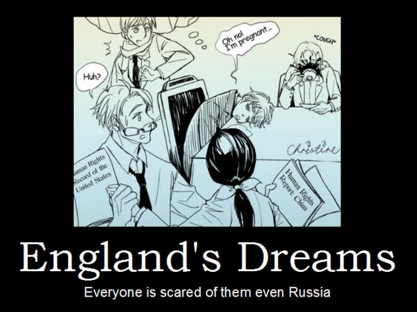 England's Dream by Rose21991.deviantart.com on @DeviantArt