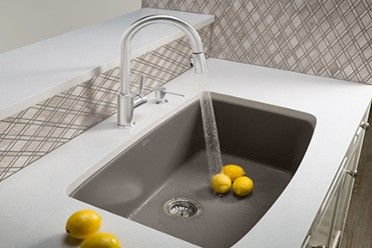 Sinks Kitchen Blanco Blanco kitchen sinks with a curve and fitted chopping board blanco kitchen sink types accessories workwithnaturefo