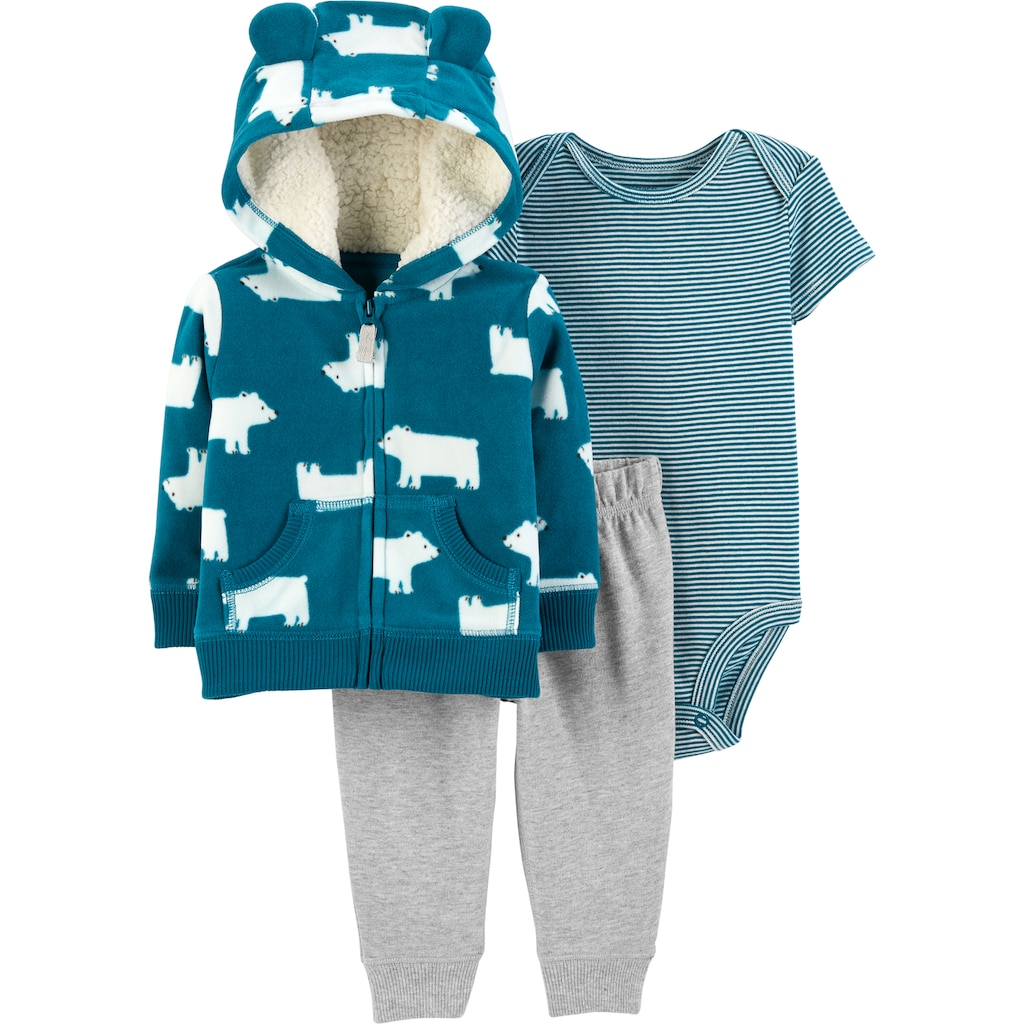 f212b2c1cf1a Baby Boy Carter s Fleece Hoodie