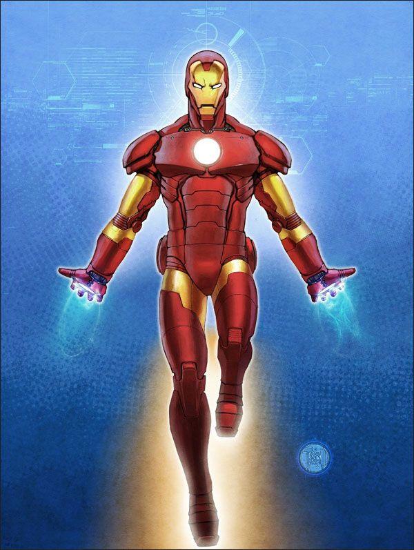 Iron Man Flying Up | Art Inspiration | Pinterest | Tony ...
