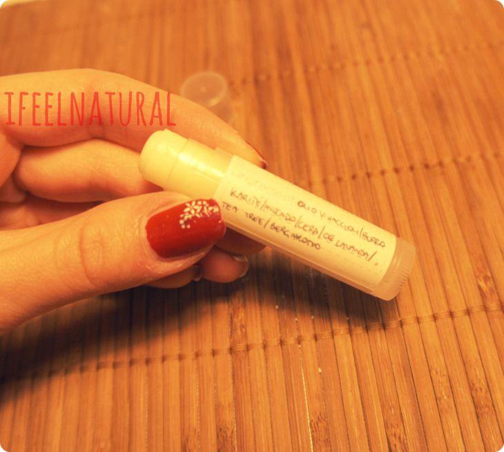 gloria naturalcosmetics lip balm. See  http://ifeelnatural.wordpress.com/2015/01/08/bioregali-ultimo-atto-con-gloria/
