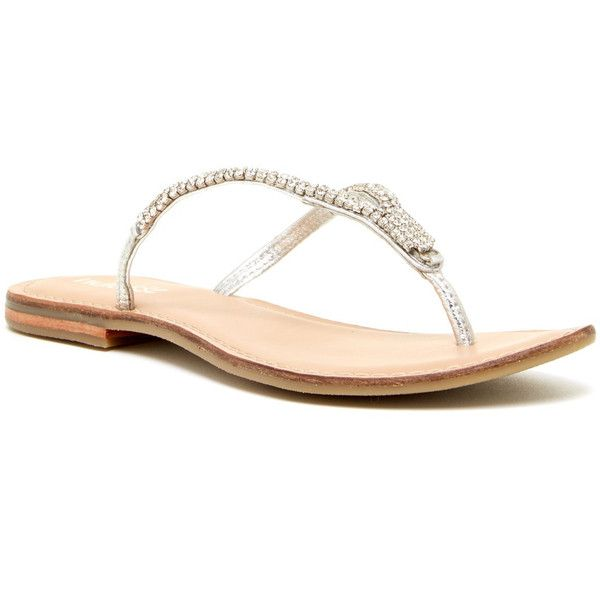 06b7f16a2c37 Matisse Strength Crystal Sandal ( 33) ❤ liked on Polyvore ...