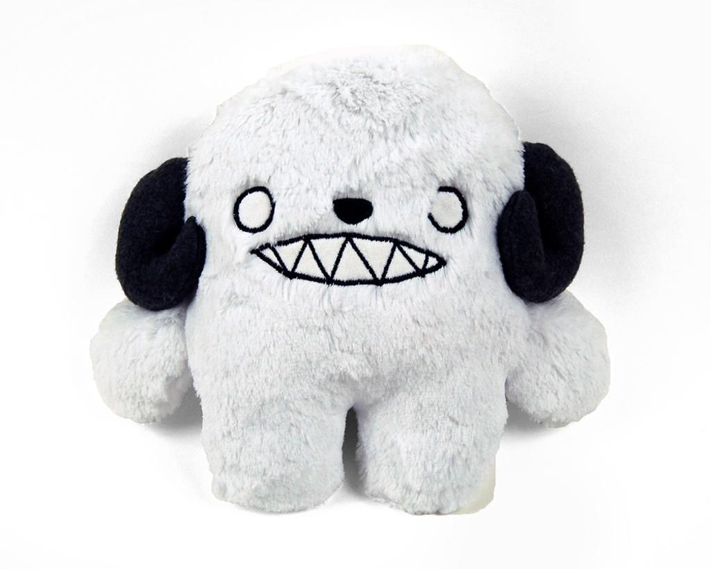 Star Wars Wampa Plush w/ Detachable Arm by Choly Knight - Craftsy ...
