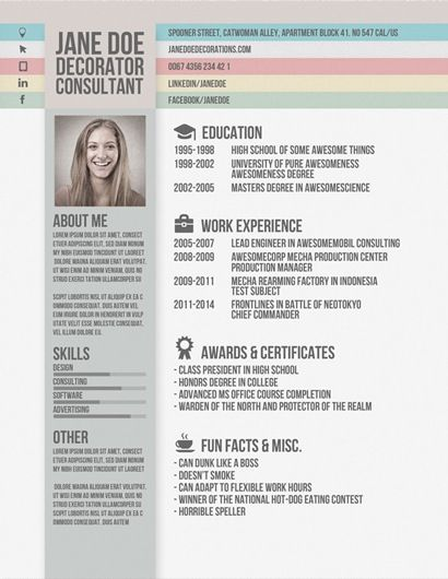 Creative Resumejhkjj Resume Design Cv Graphic Modern Template