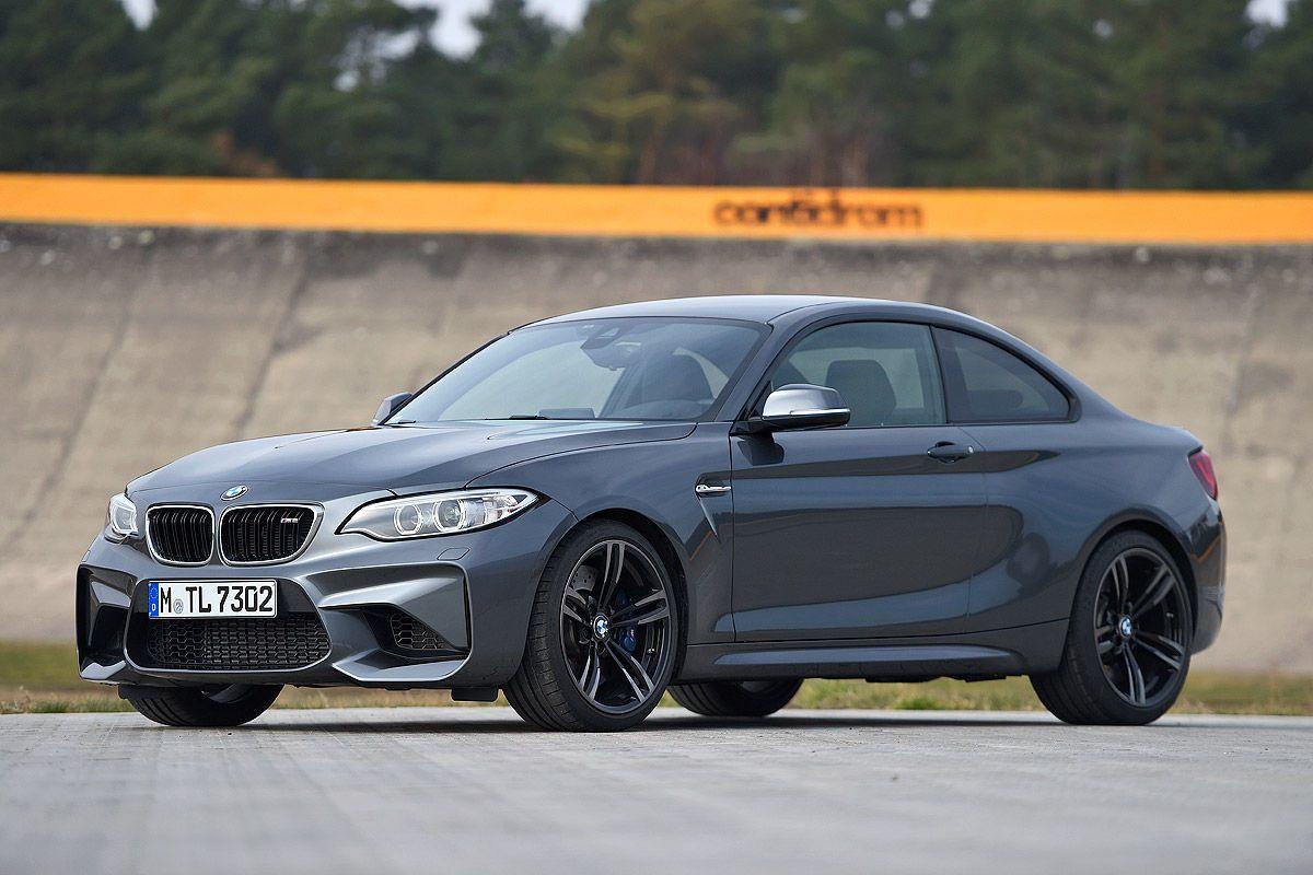 2016 - F87 - ///M2 - Mineral Grey - M DKG | BMW | Porsche ...