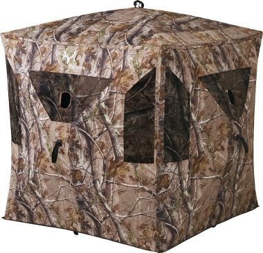 Ameristep Bone 174 Collector Ground Blind Hunting