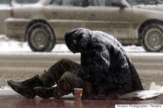 $11 Billion Can End Homelessness In Canada