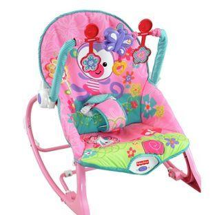Buy FisherPrice Infant to Toddler Rocker Bunnies at Argos