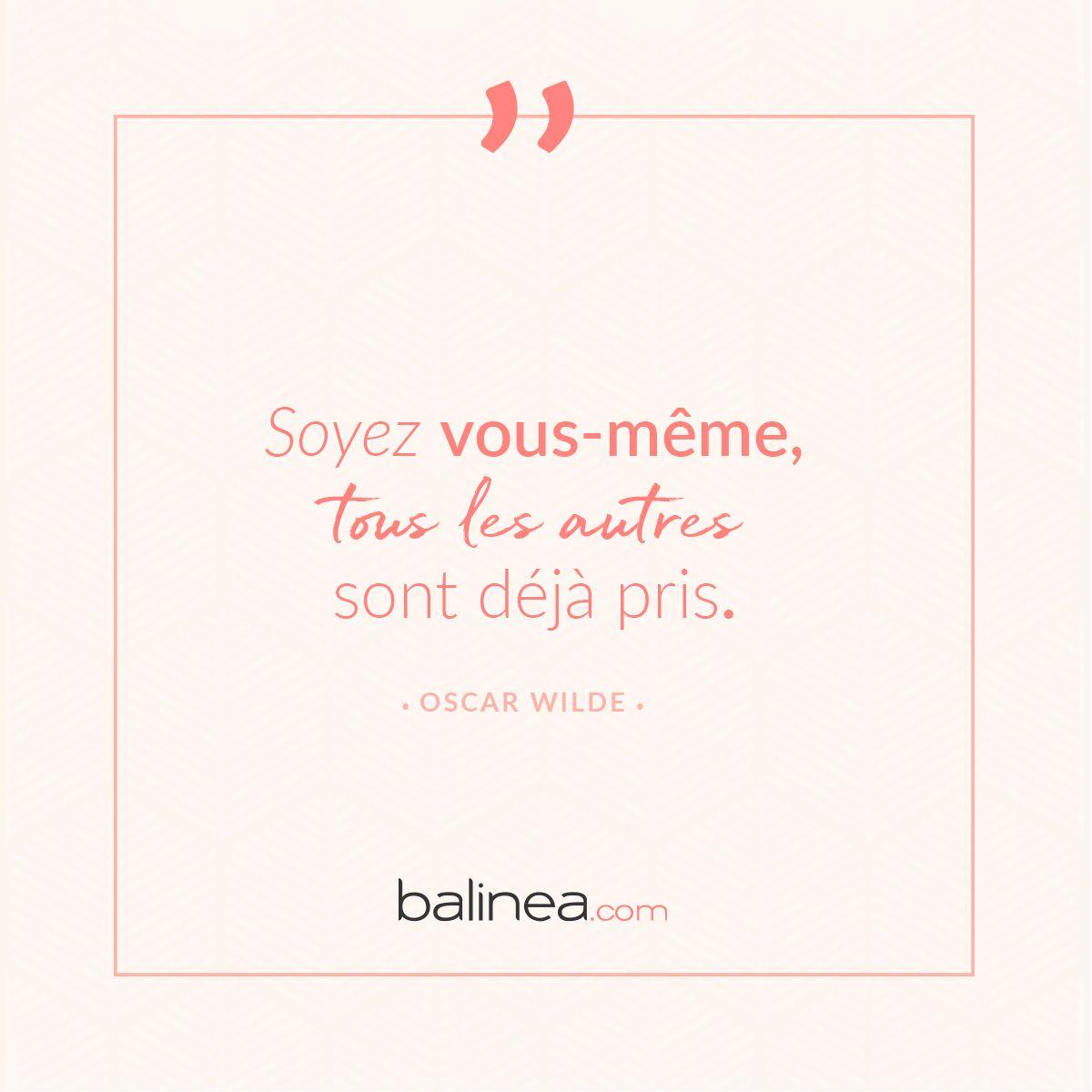 Citation Inspirante Soyez Vous Meme Tous Les Autres Sont Deja Pris Oscar Wilde Citation Beaute Citations Beaute Citations Coiffeur