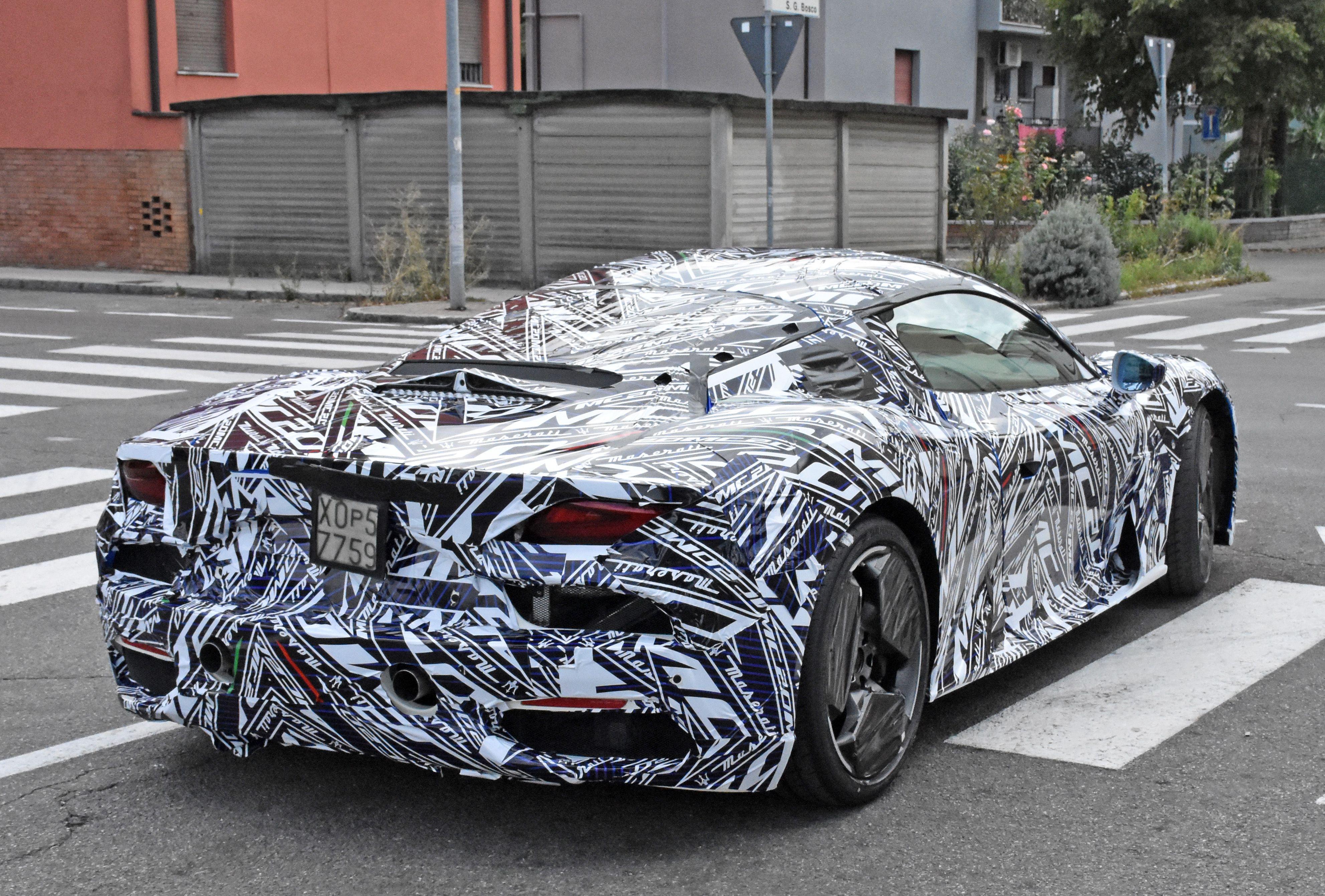 2021 Maserati Mc20 Top Speed In 2020 Maserati Car Dual Clutch Transmission