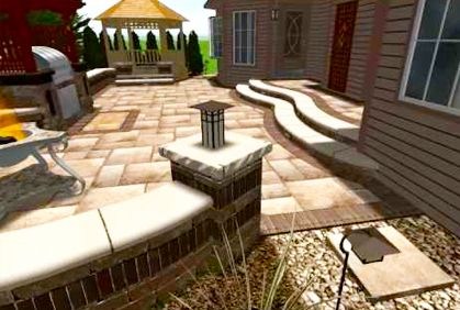 Simple Outdoor Free Online Patio Design Software Tool 2016 Design Ideas & Simple Outdoor Free Online Patio Design Software Tool 2016 Design ...