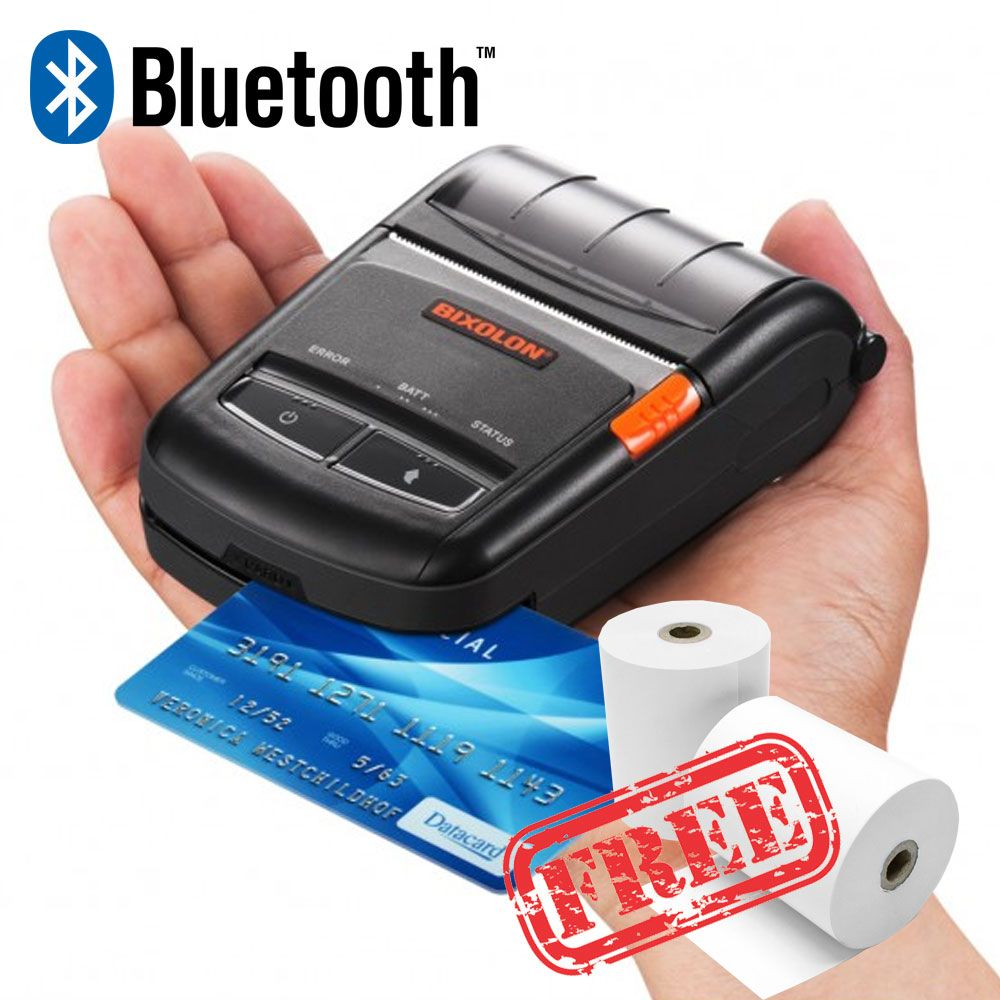 Mobile Thermal Printer Bixolon SPP-R210 | Receipt printers