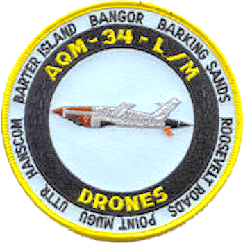 6514th Test Squadron Drone Section patch  | My big baby! C5
