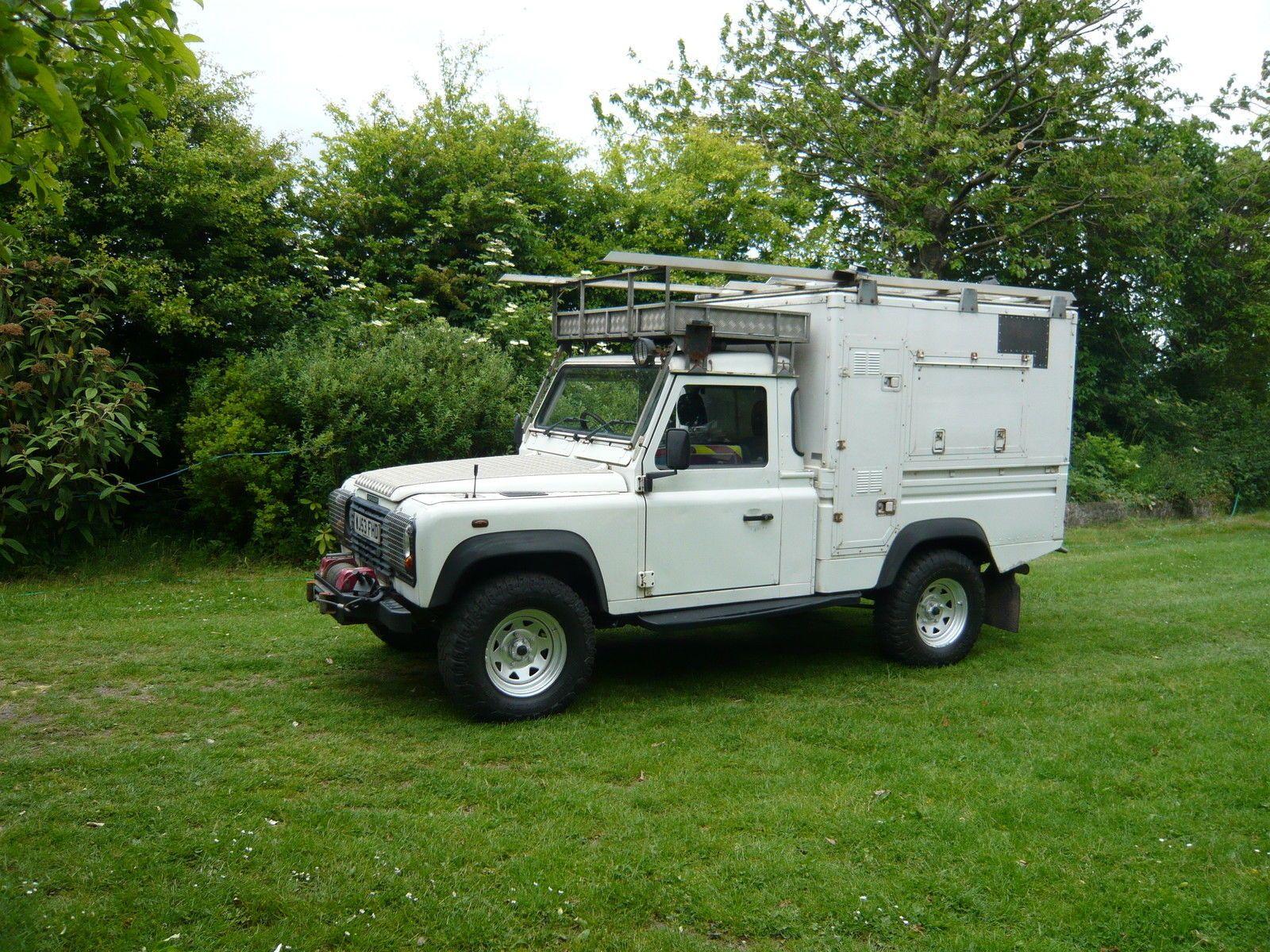 Land Rover Defender 110 TD5 Hi Cap Box | eBay | Land Rovers... then