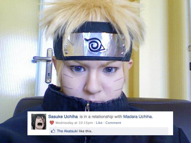 Sasuke X Madara