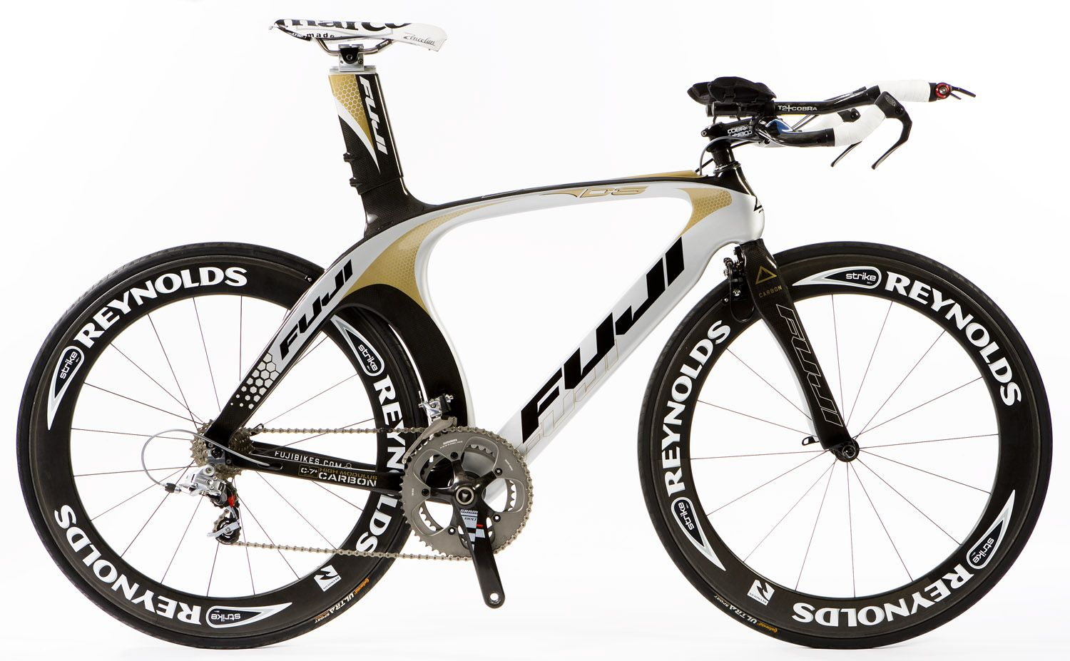 Love this BLACK AND GOLD Fuji D6 | Cycling | Pinterest ...