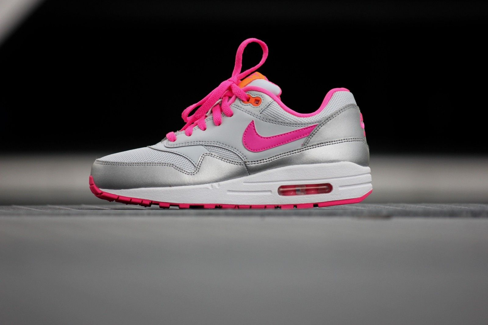 premium selection 7b96a eeeb4 Nike Air max 1 GS Pure Platinum Pink - 653653-005