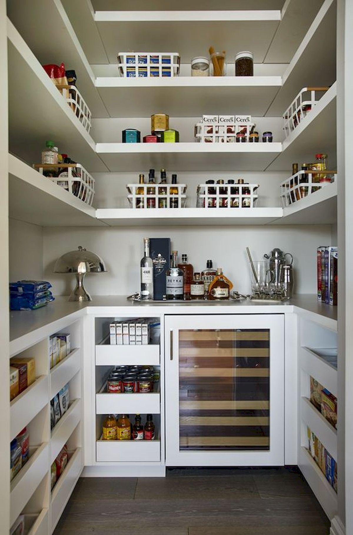 18 Best Farmhouse Pantry Decor Ideas Kitchen Pantry Design