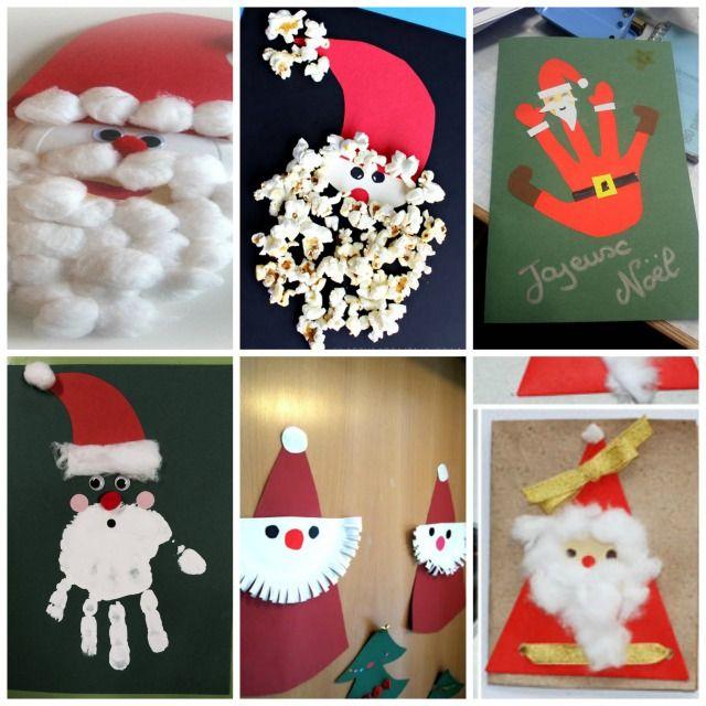 manualidades-navidad-niños NAVIDAD Pinterest