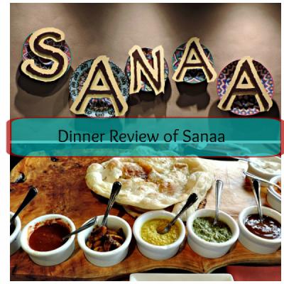 Dinner Review of Sanaa at Disney's Animal Kingdom Lodge #animalkingdom