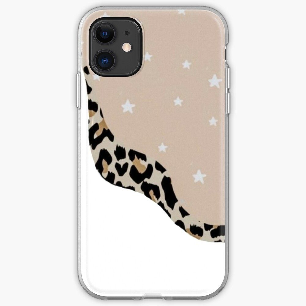 Cheetah and Star iPhone Case & Cover