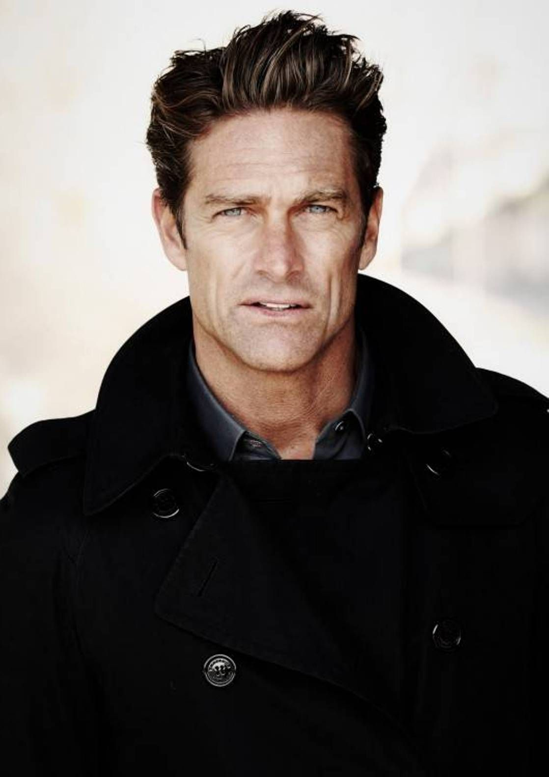 cool mature mens hairstyles - celebrity plastic surgery photos
