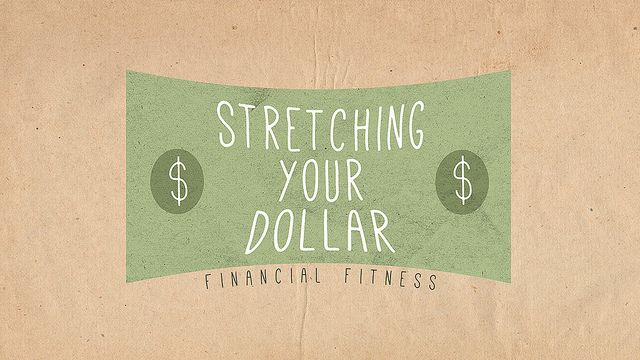 Stretching Your Dollar - Identity Design