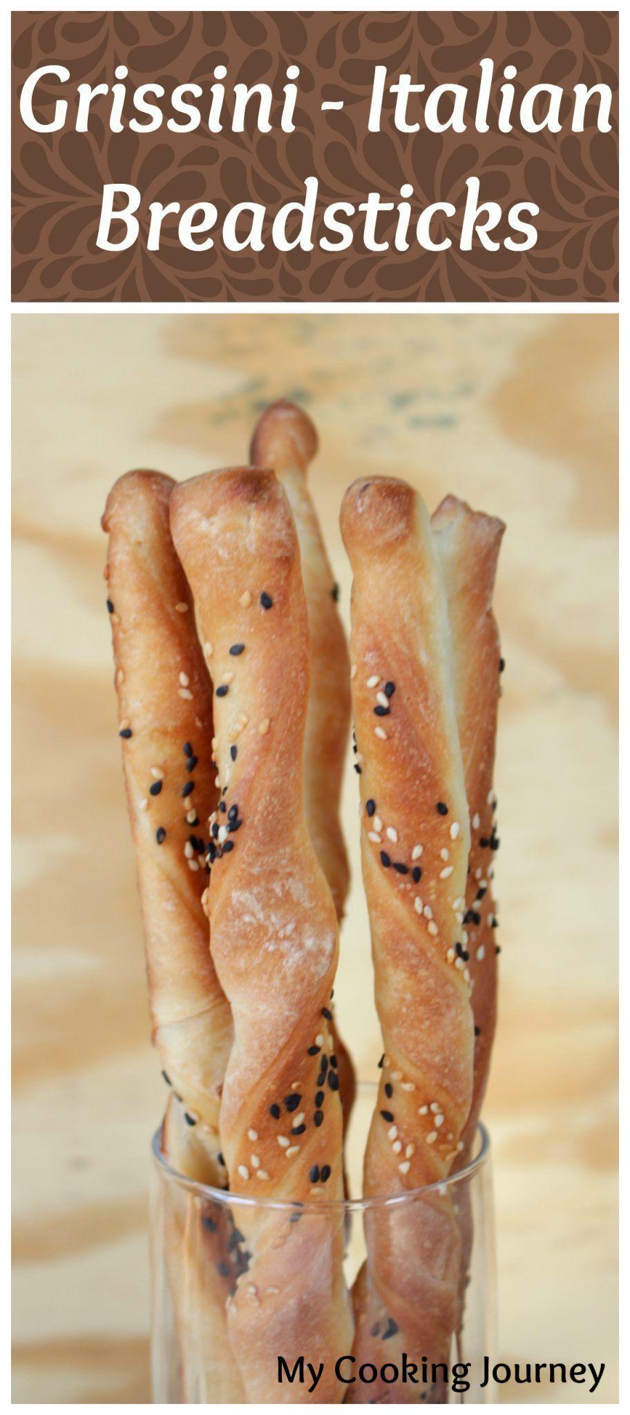 G For Grissini Traditional Italian Breadsticks In 2020 Grissini