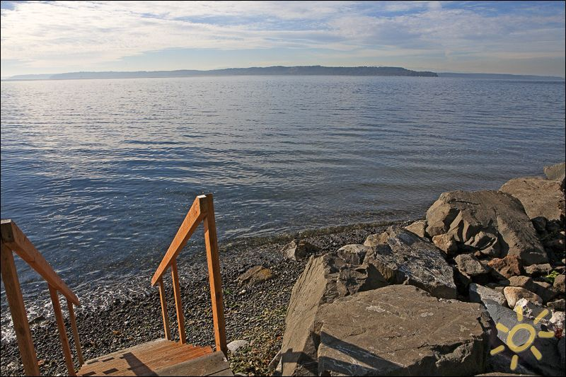 Villa vacation rental in south seattle from