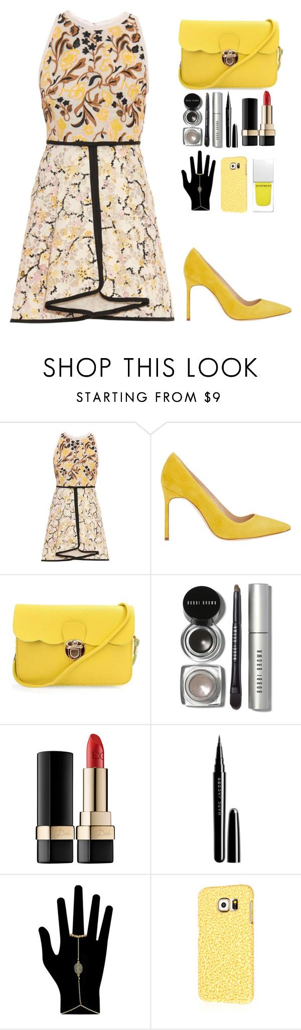 """"" by barijeziberi ❤ liked on Polyvore featuring beauty, Giambattista Valli, Manolo Blahnik, Bobbi Brown Cosmetics, Dolce&Gabbana, Marc Jacobs, Samsung and Givenchy"