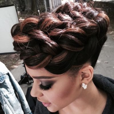 Best Of Crown Hairstyle