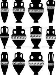 Resultado De Imagen Para Greek Roman Vessel Arte De Geometria Alfareria De Ceramica Jarron De Ceramica