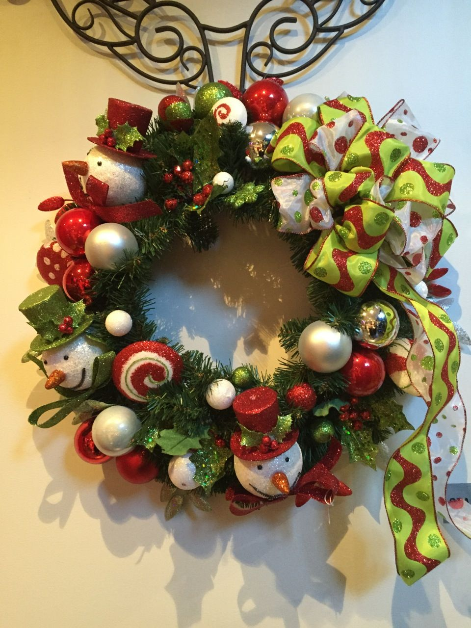 Wreath kit. Christmas wreaths diy