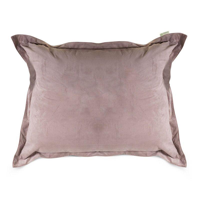 Majestic Home Goods 85907266006 Steel Micro-velvet Floor Pillow